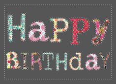 happy birthday to you happy birthday to you happy birthday dear granddad happy birthday to you hip hip hooray hip pip hooray ? Happy Birthday To Ya, Happy Birthday Greeting Card, Happy Birthday Messages, Belated Birthday, Happy Birthday Quotes, Happy Birthday Images, Birthday Fun, Birthday Clips, Birthday Words
