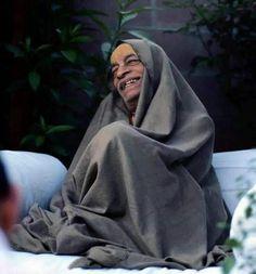 Prabhupāda my sweet grandpa. Krishna Pictures, Krishna Images, My True Love, My Love, Saints Of India, Srila Prabhupada, Divine Grace, Bhakti Yoga, Bhagavad Gita