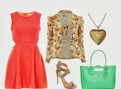 Resultado de imagen para moda juvenil 2014 vestidos