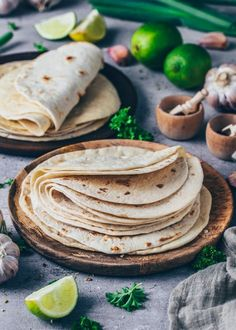 Homemade Tortillas Recipe for Tacos Wraps Burritos Bianca Zapatka The Great British Bake Off, Taco Wraps, Tortilla Recipe, Vegan Tortilla, Quesadillas, Homemade Tortillas, Wrap Recipes, Easy Recipes, Dinner Recipes