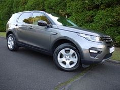 used Land Rover Discovery Sport TD4 SE TECH in surrey