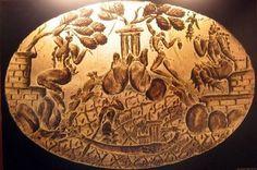 Anillo sello minoico