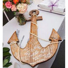 Vai casar na praia? Olha que ideia bacana para guardar de recordação! #casamento #wedding #casamentonapraia #weddingbeach #beach #praia #nautico #convidados