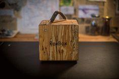 """RoxBox: """"Bag in box"""" - BT speaker, Amp, Power station, hand made."""