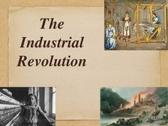 How to write an outline for Technology of the Industrial Revolution of Great Britain?