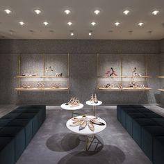 Valentino Boutique in Ginza 6, Tokyo.
