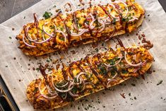 Fastfood Friday: BBQ Chicken stokbrood - OhMyFoodness Barbecue Pizza, Barbecue Chicken, A Food, Good Food, High Tea, Meal Prep, Brunch, Appetizers, Healthy Recipes