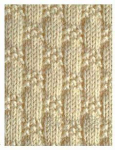 knit and purl stitch patterns http://www.stranamam.ru/post/7242209/