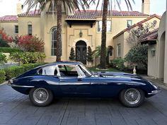 1966 Jaguar XKE 4.2 Series 1 Coupe