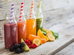 Tip Top Acai Shop are Ice Cream Shops where we have Chilled Juice at Juice Bars as well as Smoothies at Aguada. Diabetic Smoothies, Healthy Snacks For Diabetics, Health Snacks, Smoothie Detox, Smoothie Prep, Juice Smoothie, Detox Organics, Snacks Sains, Health Trends