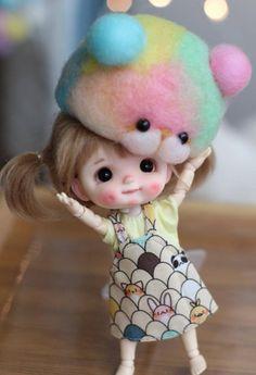 Cute Cartoon Pictures, Cute Cartoon Girl, Cute Easy Drawings, Girly Drawings, Beautiful Barbie Dolls, Pretty Dolls, Anime Dolls, Blythe Dolls, Cute Girl Hd Wallpaper