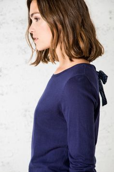 SWEATER WITH BOW » NEW ARRIVAL » Woman » Springfield Man & Woman