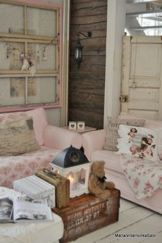 Country shabby