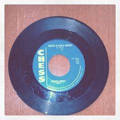 """""""Rock & Roll Music"""", Chuck Berry"""