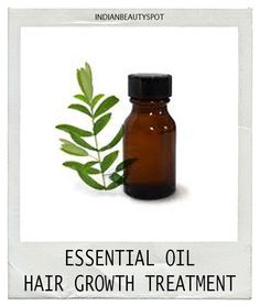 DIY Essential oil hair growth treatment - Help your hair grow fast and prevent loss!