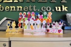 Here are our winners of the Crown competition!   Michael Loveridge - Age 2  Millie Cox - Age 6  Austin Cribbin - Age 6  Chloe Tite - Age 8  Max Evans - Age 12  Please pop in to our office and collect your prizes as soon as you can!   We also have something special for all the children that took part, if you would like to bring your children in to collect their prizes we would be delighted to see you.   Well done everyone!