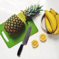 Pineapple banana Pineapple, Banana, Fruit, Instagram, Food, Pine Apple, Essen, Bananas, Meals