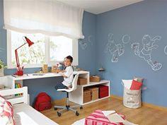 Una habitación para jugar y crecer · ElMueble.com · Niños
