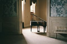 "35mmbaboon: "" Abandoned Mansion // 35mm film """