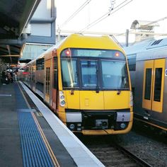 A8 @ Hornsby Station