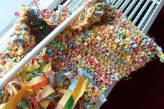 tas breien Needlepoint, Sprinkles, Candy, Knitting, Bags, Handbags, Tricot, Cast On Knitting, Taschen