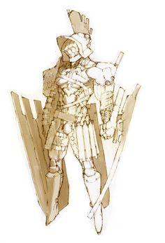 Hoplomachus by Toshinho on DeviantArt