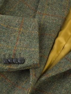 Harris Tweed Jacket - Tweed Jackets - Jackets - Peter Christian