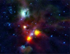 Herschel encontra um buraco no espaço