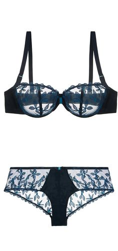 for-the-love-of-lingerie: La Perla - For the Love of Lingerie