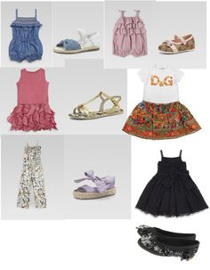 """Gucci and dolce for kids"" by ivanna1212 ❤ liked on Polyvore"