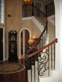 Stair Remodel Houston And Dallas Fort Worth Showcase Gallery For Stairs And  Wrought Iron.
