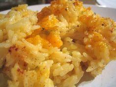 Cheesy Easy Rice: Cheesy Easy Rice