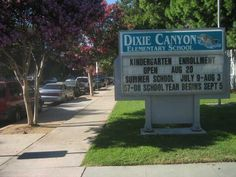 Dixie Canyon Elementary