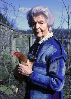 Who wouldn't have liked to have afternoon tea with: Debo - the Duchess of Devonshire...