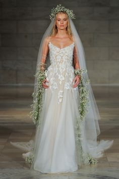 Reem Acra - Bridal Collection - Look 7