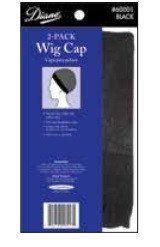 Diane Wig Cap-Nylon 2 pack