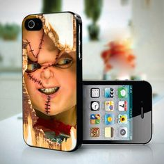 Seed Of Chucky Doll for iPhone 5 case