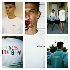 Top trends in #athleisure  @COPSON 2015 Fall Lookbook #pastels   #copson #streetwear#streetluxe #dandy #bespoke #mensfashiontrends #dandystyle #dapper #mensfashionnetwork #mensfashiontrends #gq #complex #hypebeast #urban #cyclists #mensstyle #malemodels #mensouterweartrends #fashionnews #dandy #hiphopclothing #athleticwear #sportswear #menswear #mensfashionblog #mensfashion