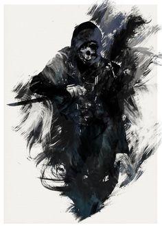 Corvo Attano - Dishonored by AJHateley.deviantart.com