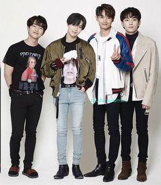 Onew Jonghyun, Minho, K Pop, Replay, Shinee Five, Rapper, Shinee Members, Shinee Debut, Instyle Magazine