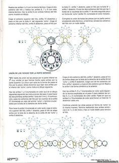 Mylène Farmer p37 Crea Con Abalorois №22 якісна схема