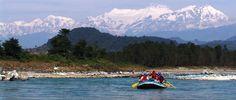 Ultimate White water rafting in #Nepal