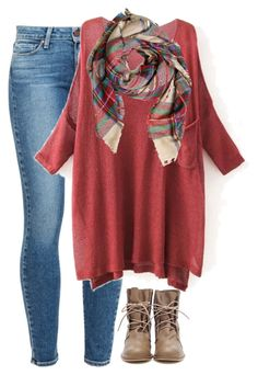 """it's an all night anthem"" by kaley-ii ❤ liked on Polyvore featuring Paige Denim"