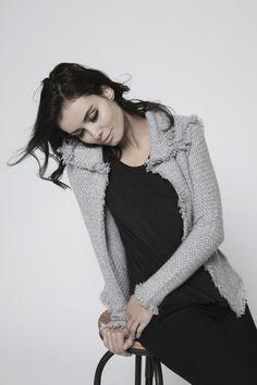 Cashmere Coco Jacket #Jacket #NUANCASHMERE #Fashion