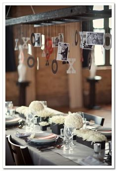 ENAGEMENT PARTY CENTER PICESES | Engagement Party decor. Super Cute! | Decorations