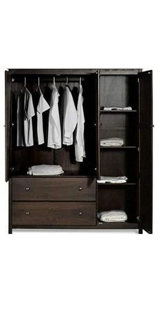 Wardrobe Drawers, Wardrobe Furniture, Wardrobe Design Bedroom, Wardrobe Storage, Closet Storage, Clothes Cabinet, Cabinet Closet, Portable Wardrobe Closet, Small Closet Space