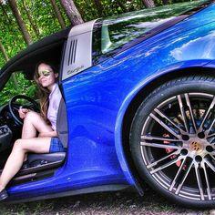 Blue 991 Targa