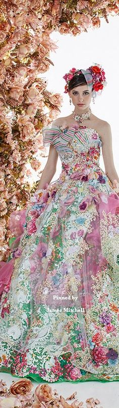 STELLA DE LIBERO.....❤  -.-.-.- The dresses are colorful, fun , crazy, whimsical BUT I totally dig it!! They are lovely and I can't get enough of them