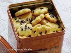 Kruche ciasteczka maślane (wycinane)