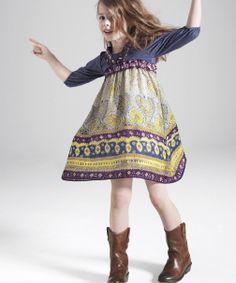 Truly Me Print Dress #Nordstrom #NSale